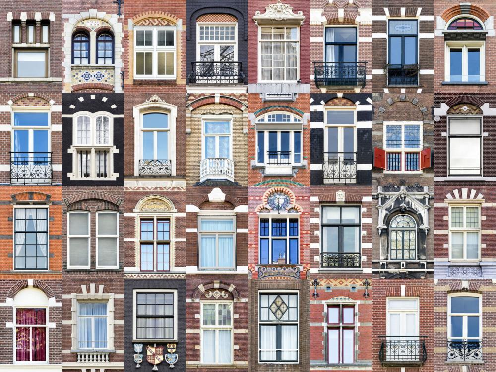 Windows of the World - Amsterdam, Olanda (André Vicente Gonçalves) - Serramenti Torino