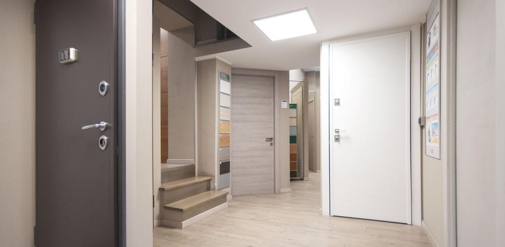 Showroom Tuttoporte - C.so Monte Grappa 67/a, Torino - Serramenti Torino