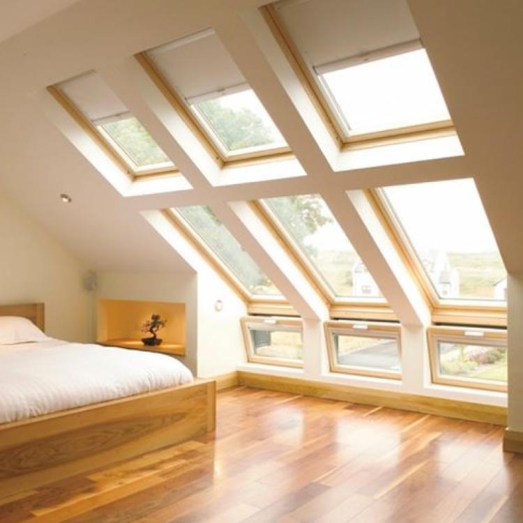 Finestre per tetti - Serramenti Torino