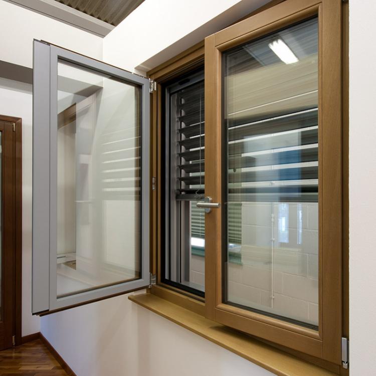 Serramento in legno-PVC - Serramenti Torino